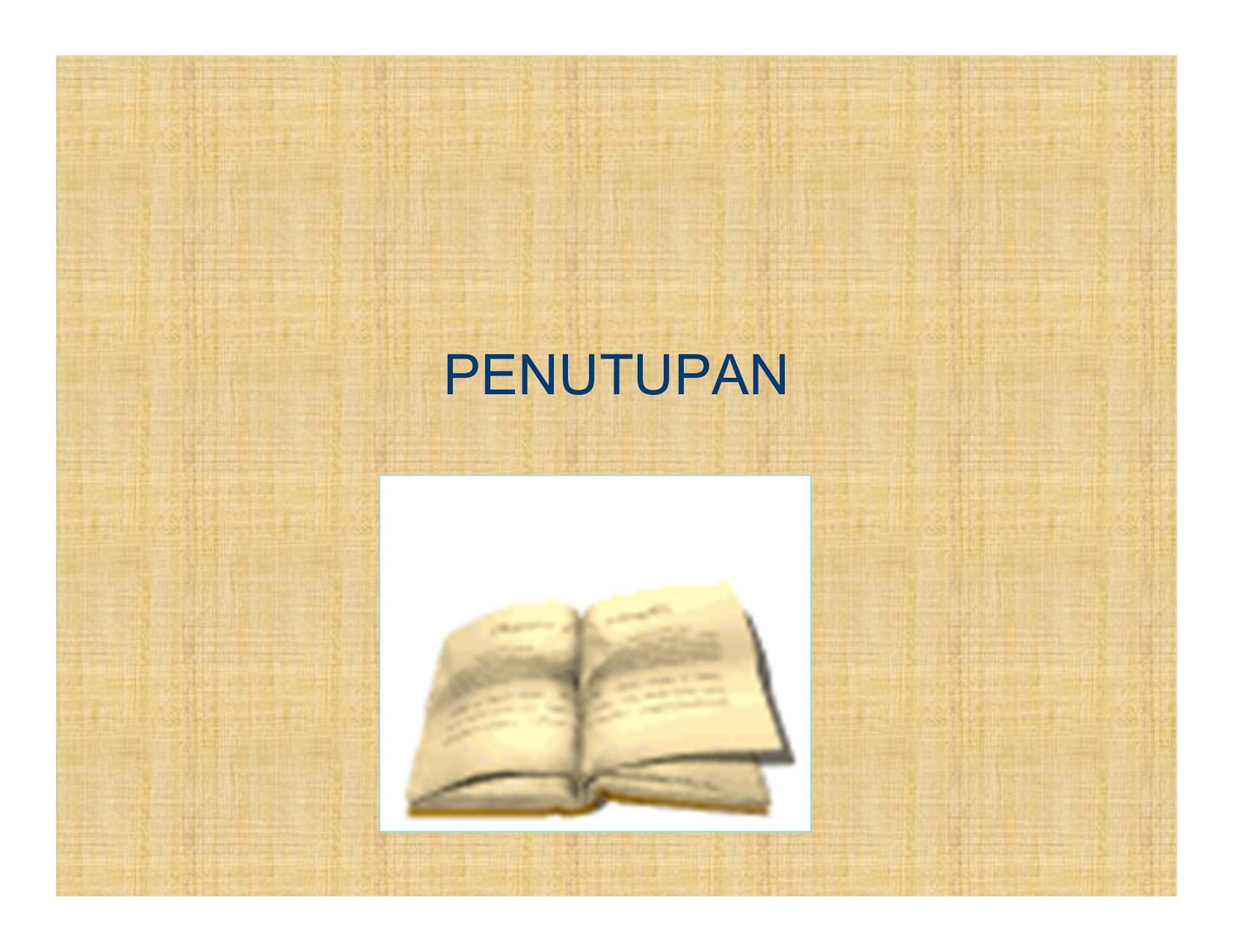 Penutupan Buku Besar