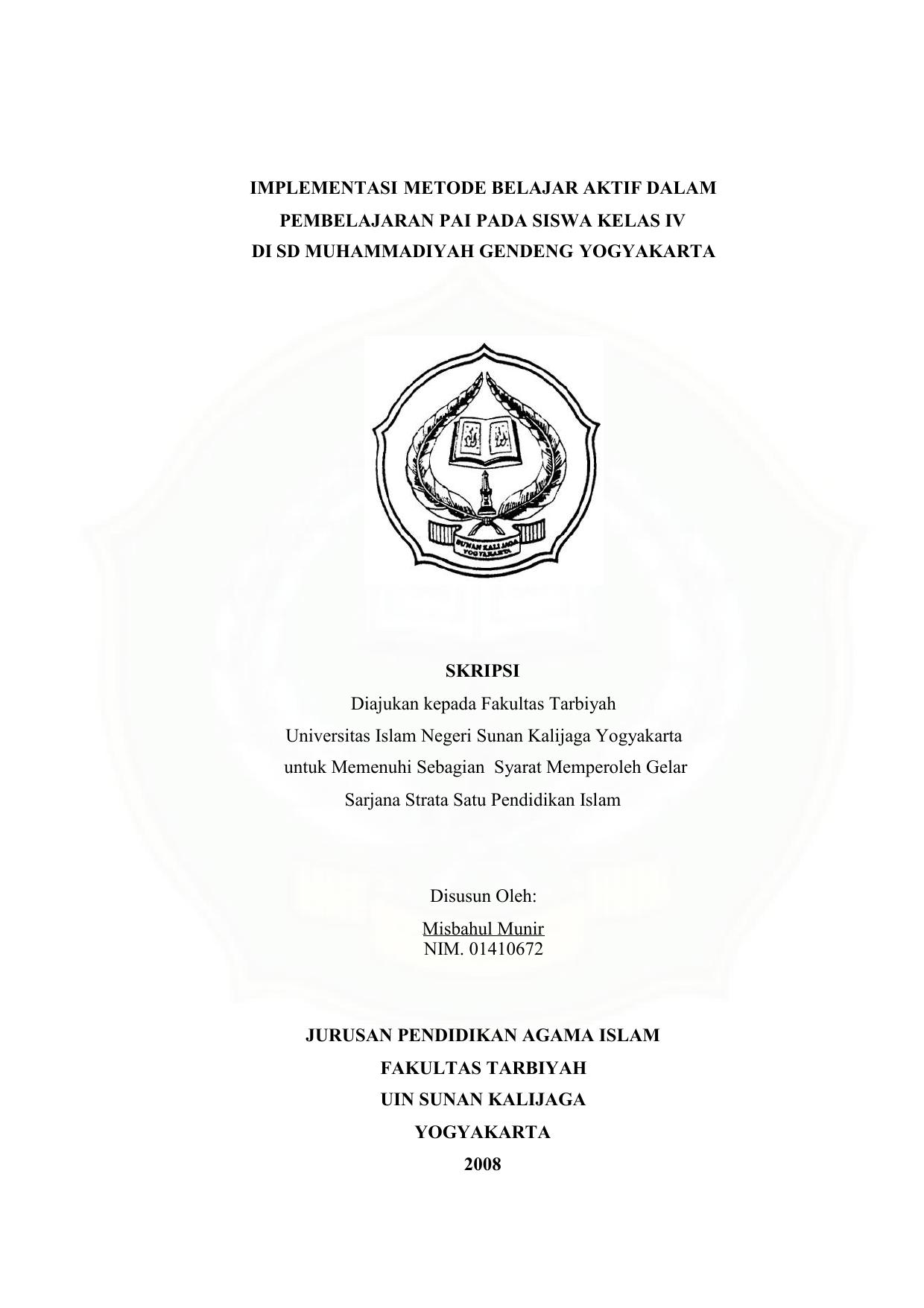 Skripsi Chemist Digital Library Uin Sunan Kalijaga