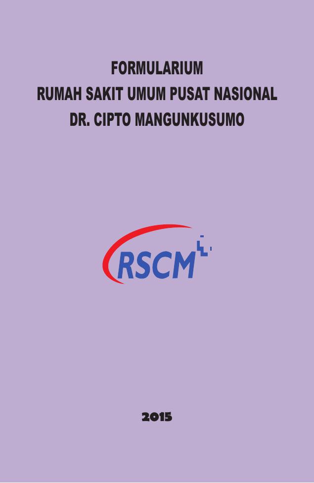 Buku Formularium Rscm 2015 E