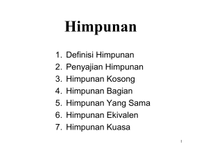 Himpunan - WordPress.com