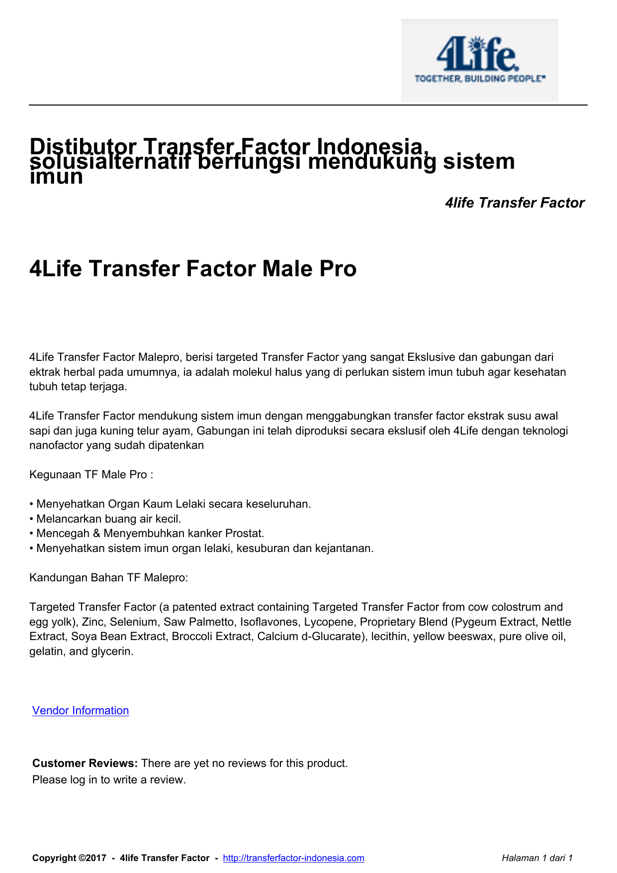Distibutor Transfer Factor Indonesia Solusi Alternatif Berfungsi
