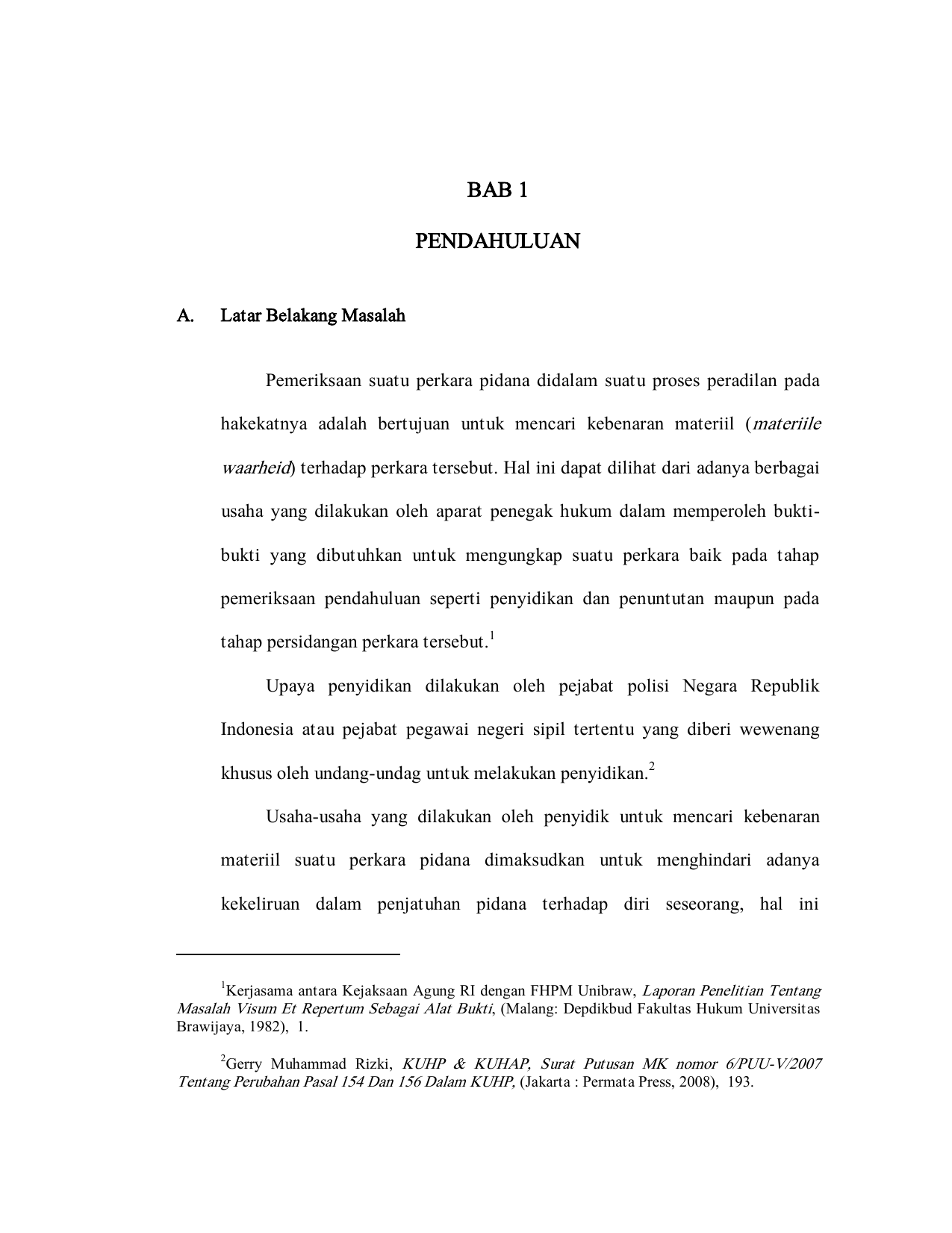 Bab 1 Pendahuluan Digilib Uin Sunan Ampel Surabaya