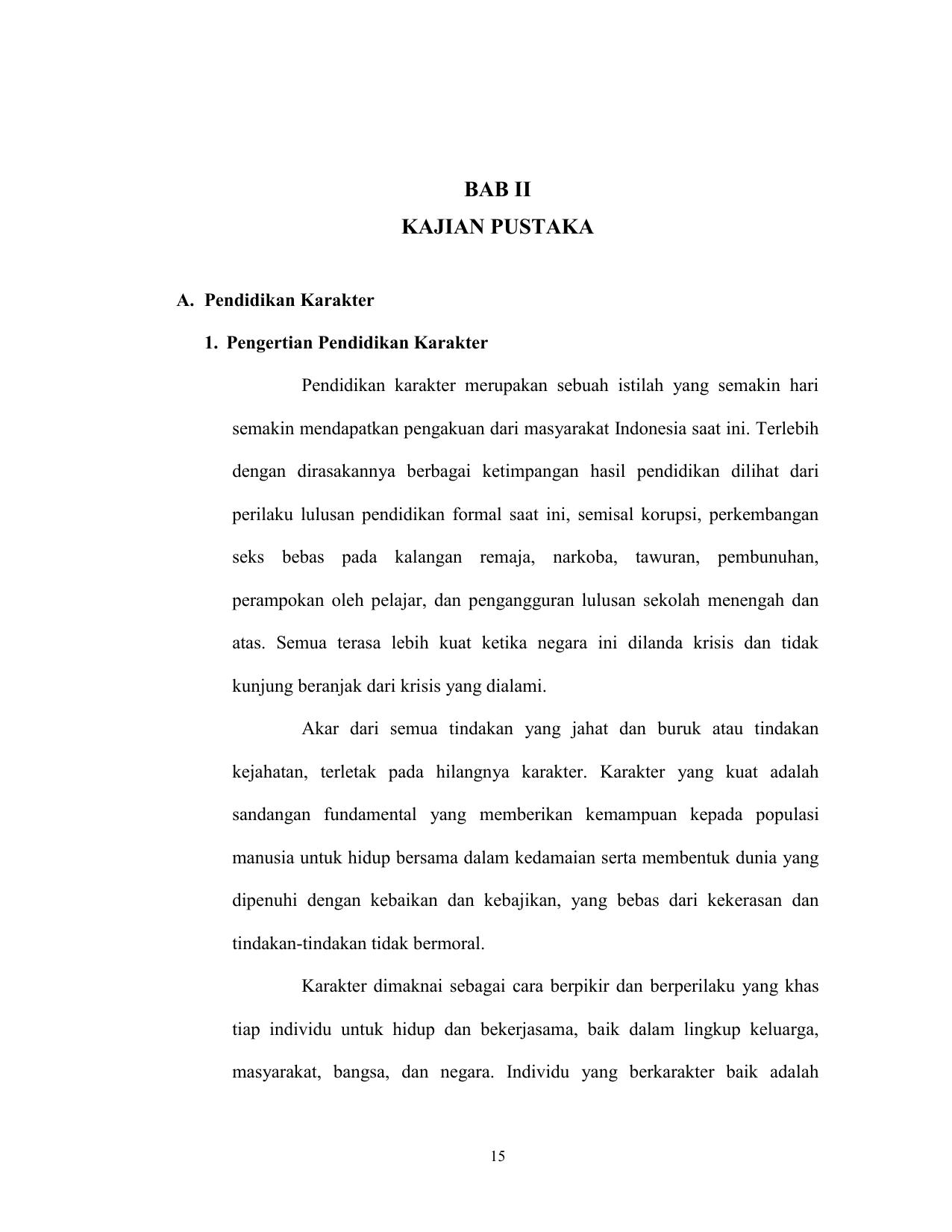 Bab Ii Kajian Pustaka Digilib Uin Sunan Ampel Surabaya