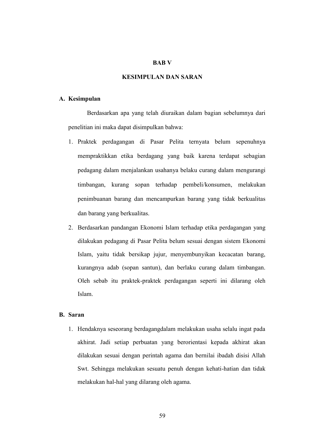 Contoh Makalah Perdagangan Internasional ( Download file DOC )