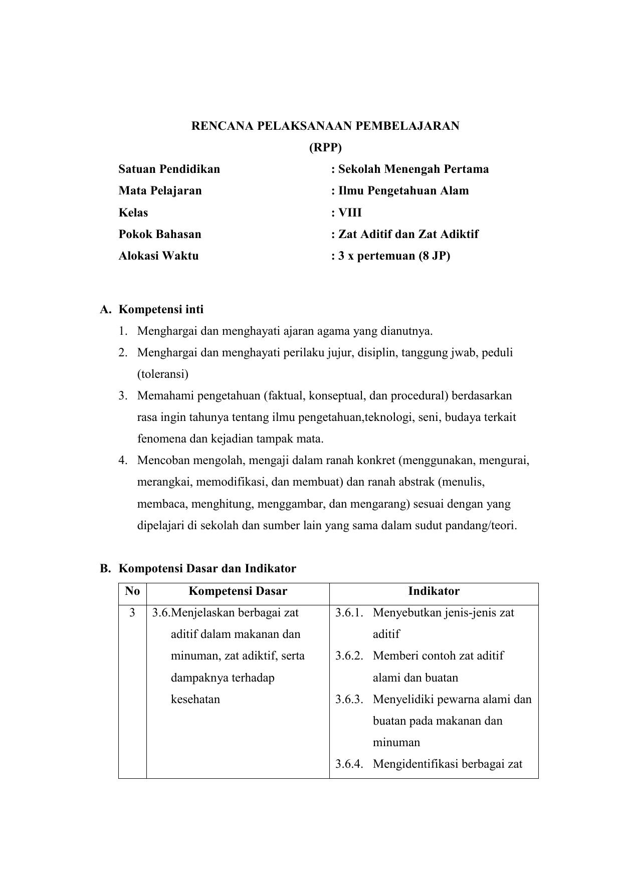 27+ Contoh Soal Zat Aditif Dan Adiktif - Kumpulan Contoh Soal