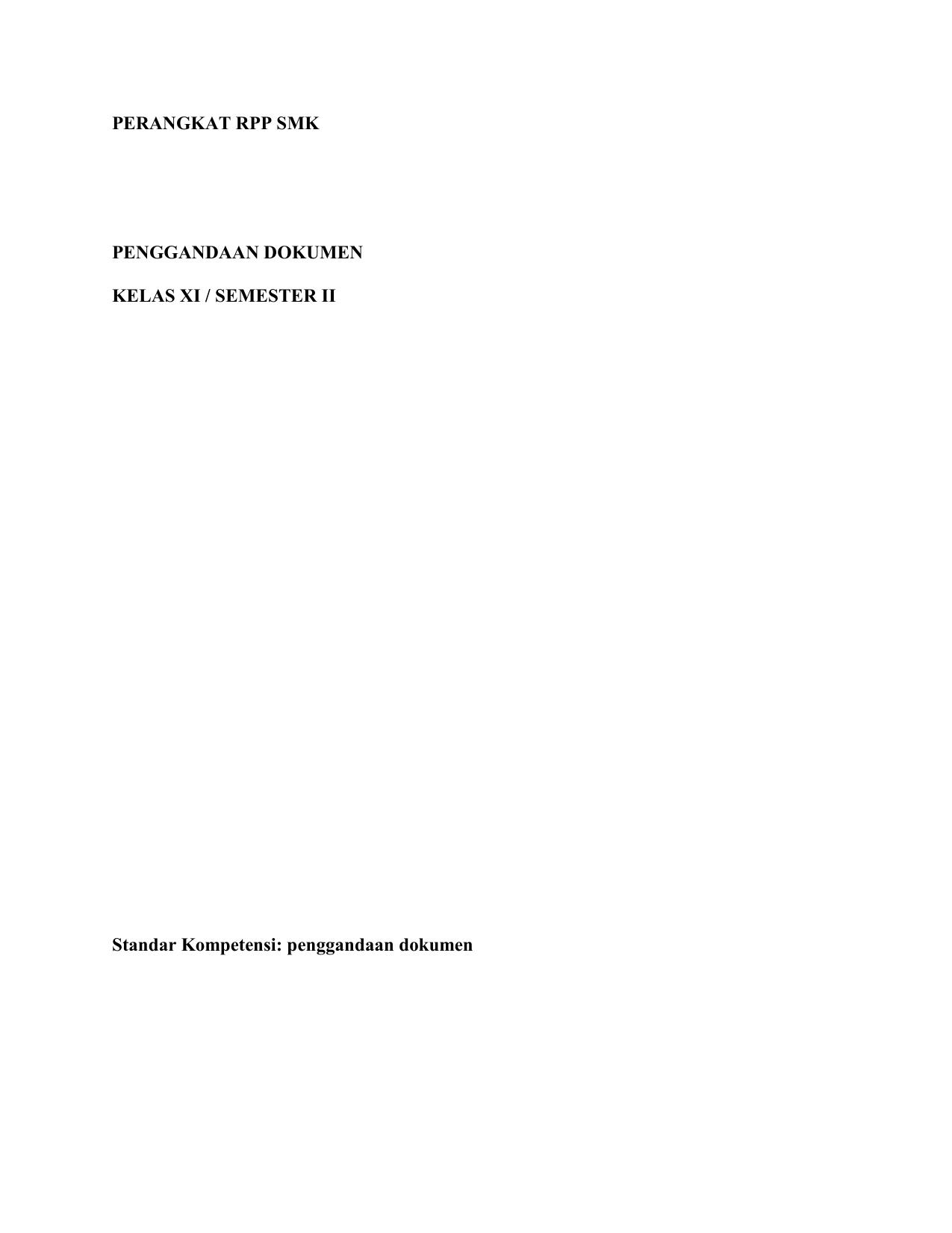 Macam Macam Alat Penggandaan Dokumen - Dokumen Pilihan