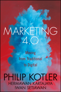 Marketing 4.0 - Moving from Traditional to Digital