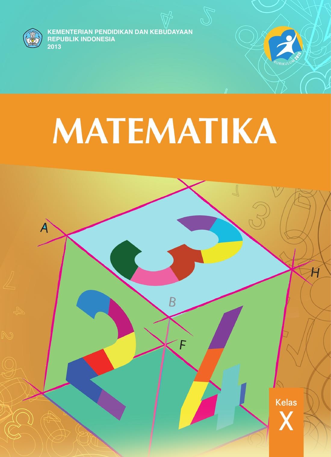 Matematika SMA Buku Siswa