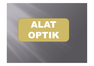 Alat Optik [Compatibility Mode]