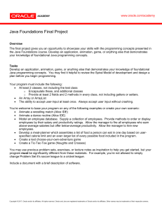 JFo Project