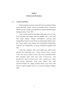 Tinjauan pustaka Frozen Shoulder