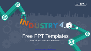 industry 4.0-Revolution-PowerPoint-Templates