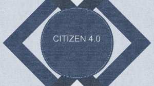 Citizen 4.0 Book Review