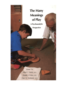 meaning of play