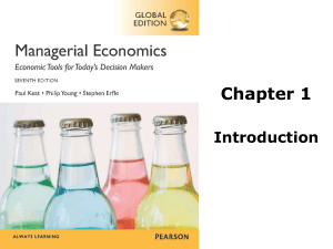 339669974-Managerial-Economics-chapter-1-presentation