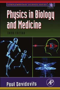 Physics in Biology and Medicine, 3rd Edn