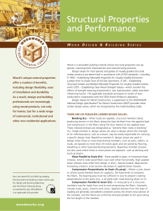Wood-design-structural-properties-performance-fact-sheet