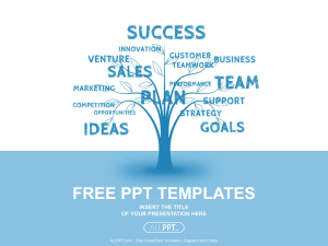 Concept-blue-word-tree-leadership-marketing-or-business-PowerPoint-Templates-Standard