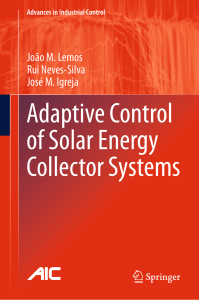 Adaptive Control of Solar Energy Collector Systems (2014)