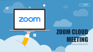 TUTORIAL JOIN Zoom Cloud Meeting