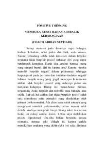 Coach Adrian Septiadi Edited- Positive Thinking