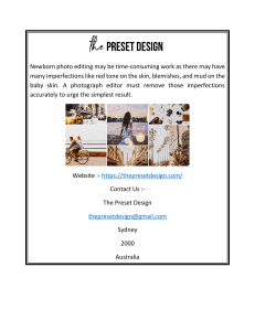 Shop Instagram Lightroom Presets  The Preset Design