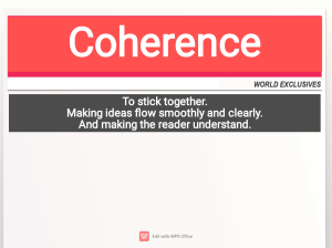 Coherence-and-unity