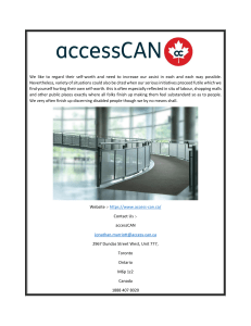 Accessibility Ontario Access-can.ca (1)